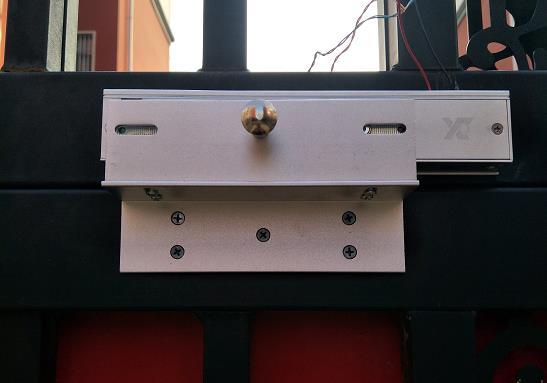 香格里拉别墅大门安装门禁磁力锁刷卡锁